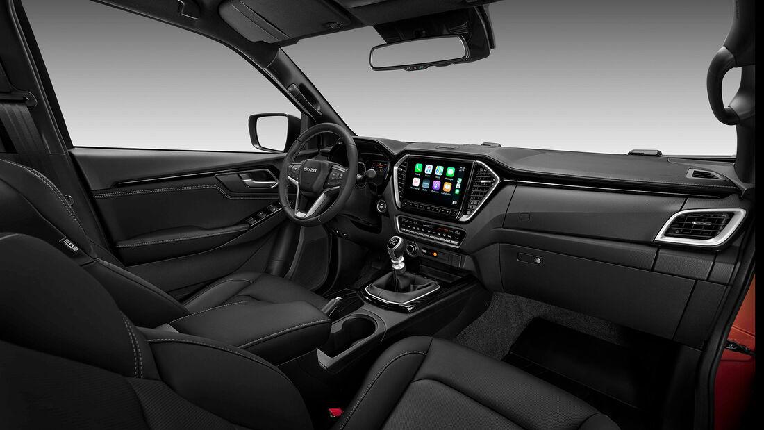 Isuzu D-Max Pickup 2021