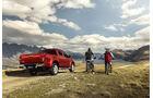 Isuzu D-Max Pickup Facelift Modelljahr 2017