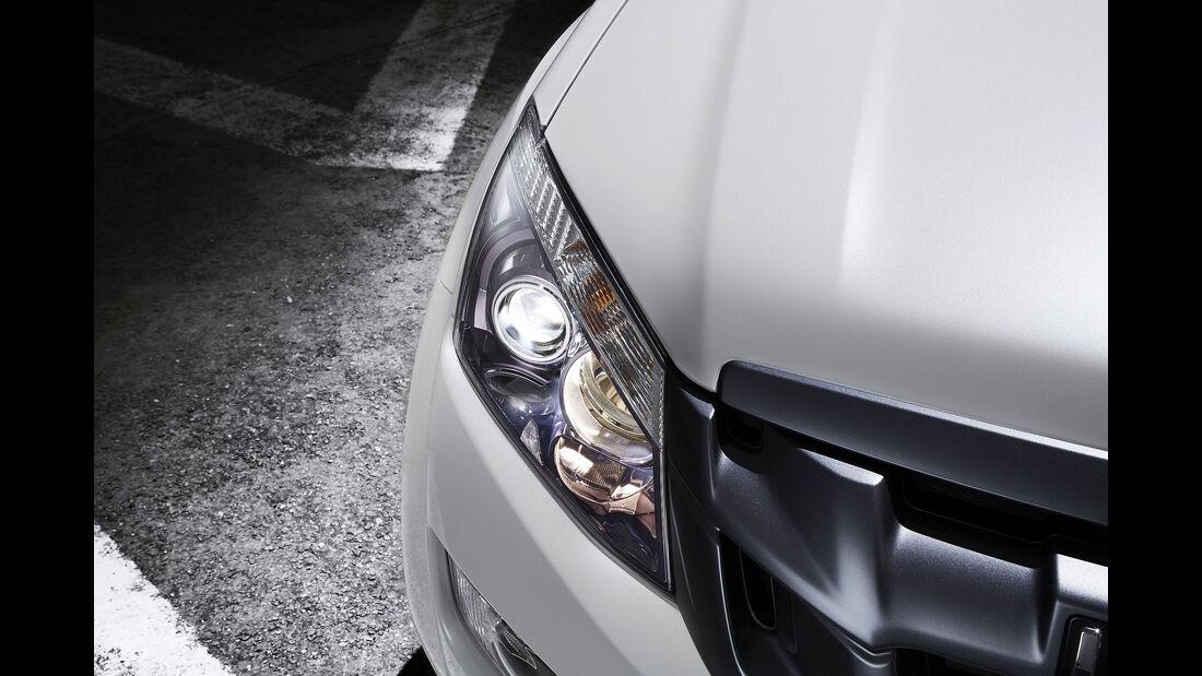 Isuzu D-Max Sondermodell Limited Edition