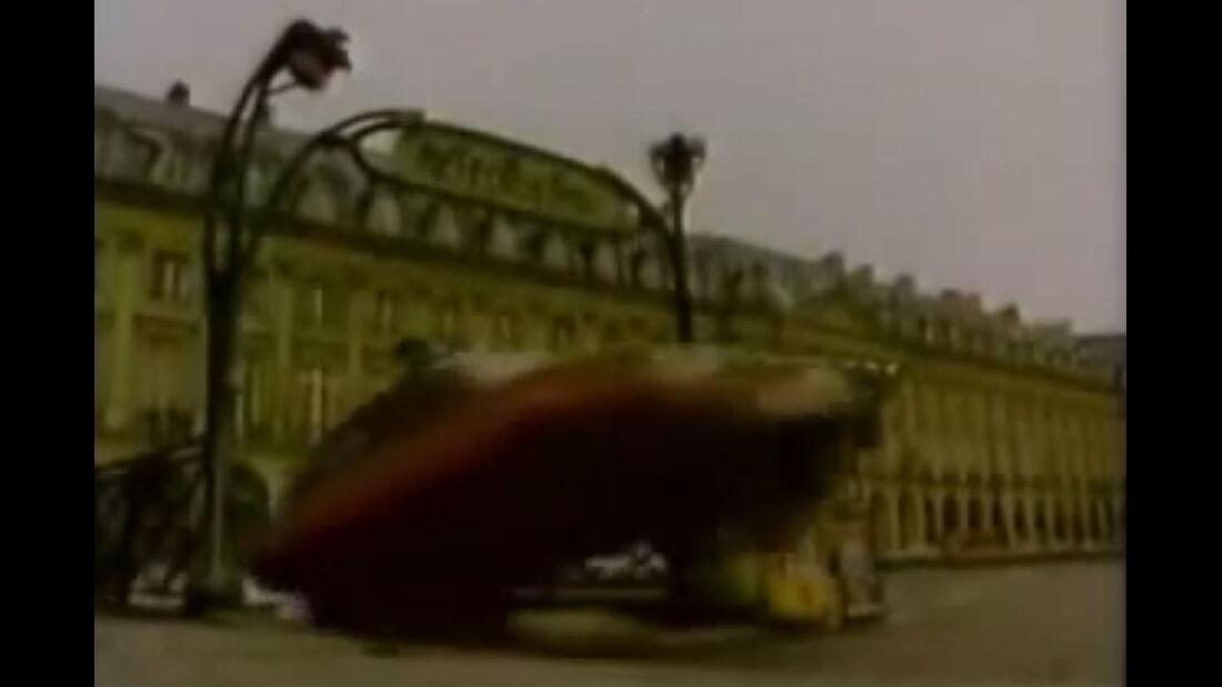 Isuzu Gemini Metro Paris