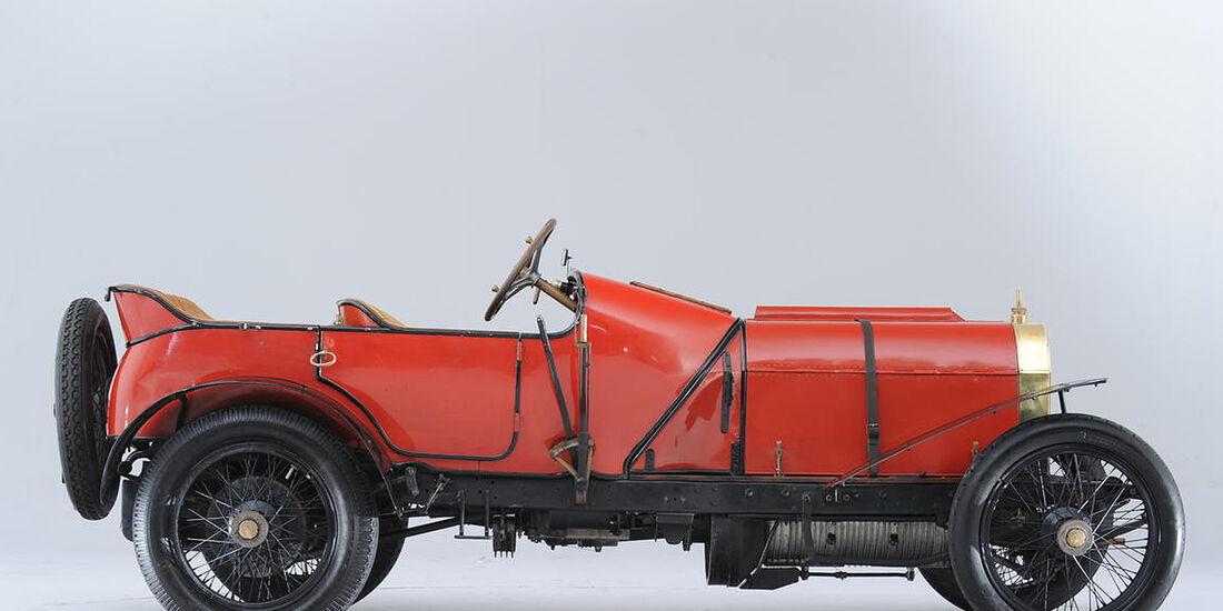 Itala Grand Prix Car