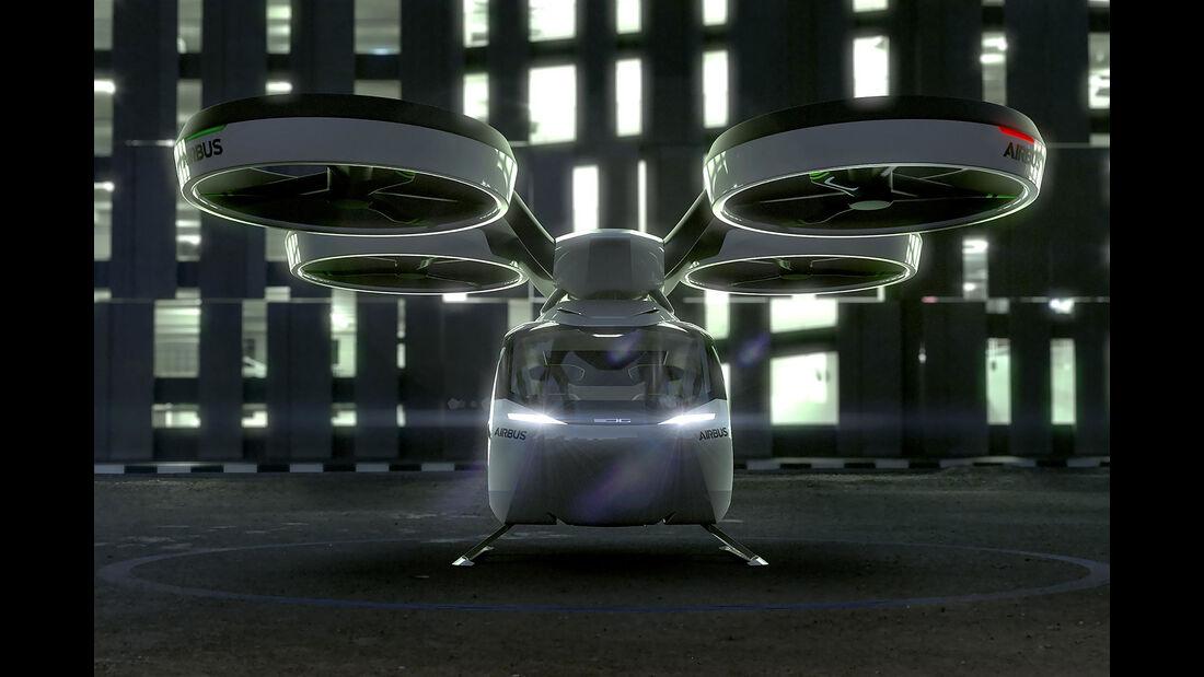 Italdesign Airbus Pop Up