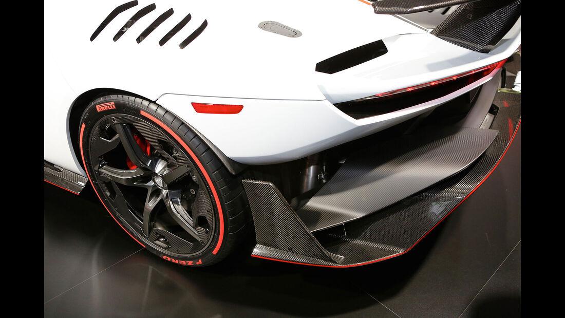 Italdesign Automobili Speciali Sportwagen