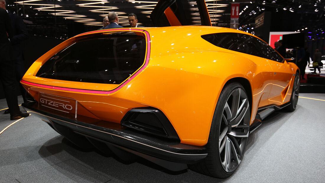 Italdesign GT Zero