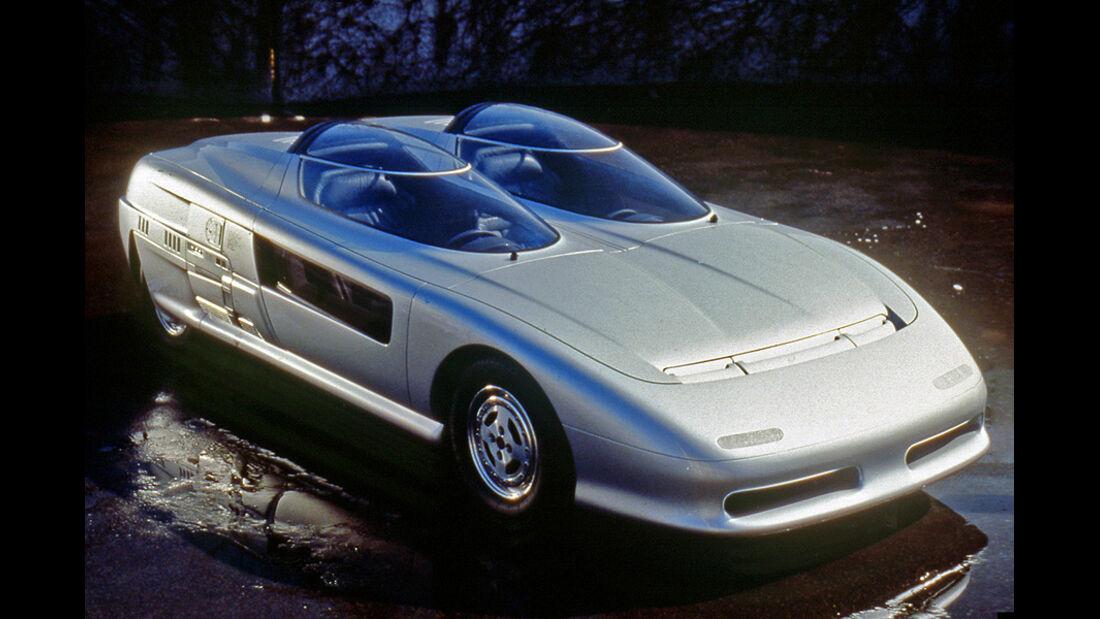 Italdesign Giugiaro Concept Car Aztec
