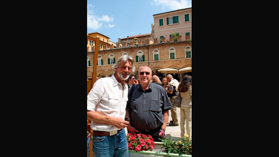 Italien-Reise