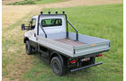 Iveco Daily 4x4 Fahrvorstellung 2015