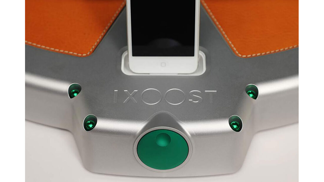 Ixoost Otto Docking Station