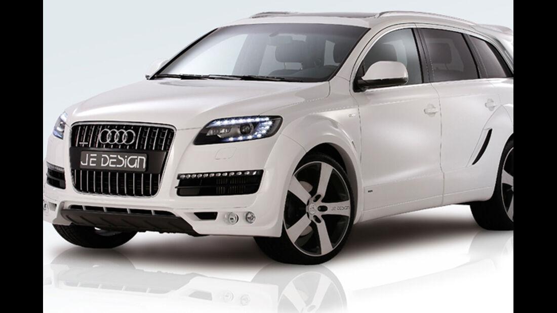 JE Design - Audi Q7 - Tuning