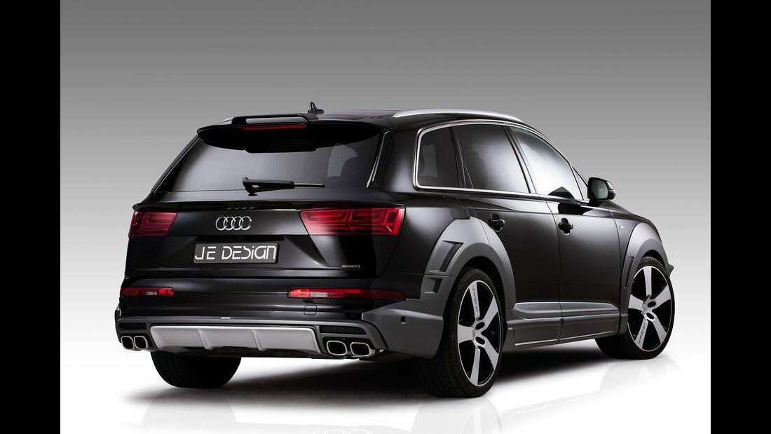 JE Design Audi Q7 Widebody