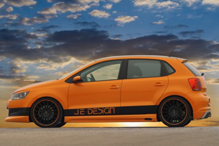 JE Design Polo