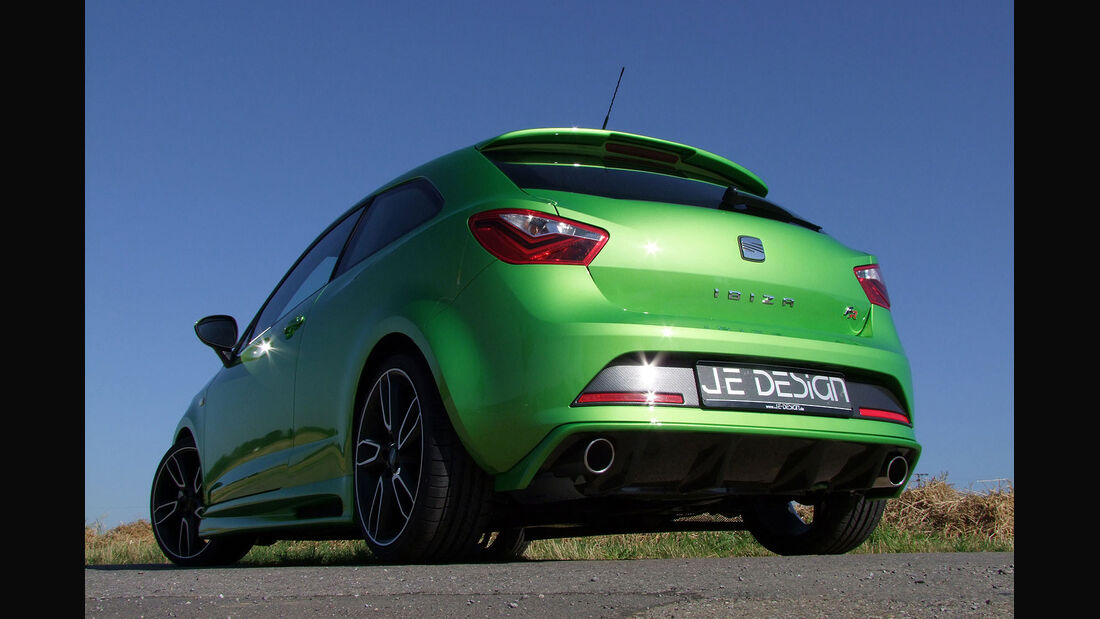 JE Design Seat Ibiza FR