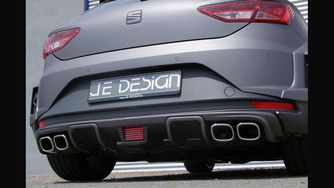 JE Design Seat Leon Cupra WIDE BODY