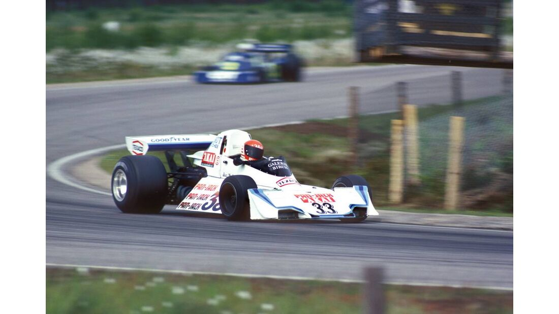Jac Nellemann Brabham BT44B 1974