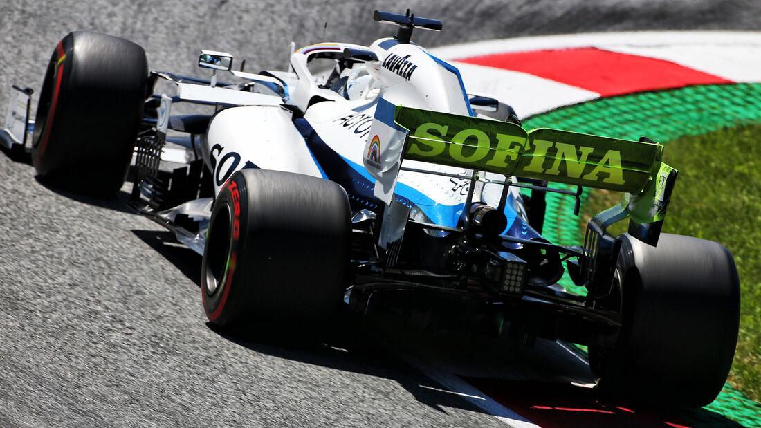 Jack Aitken - Williams - Formel 1 - GP Steiermark - Österreich - Spielberg - 10. Juli 2020