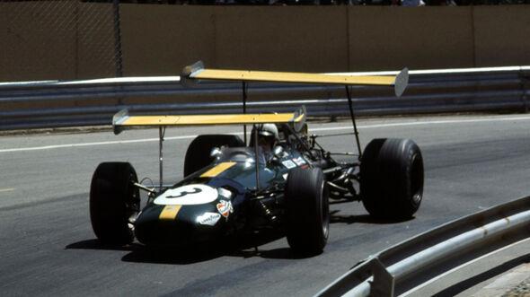 Jack Brabham - Brabham BT26 - GP Spanien 1969 - Montjuich