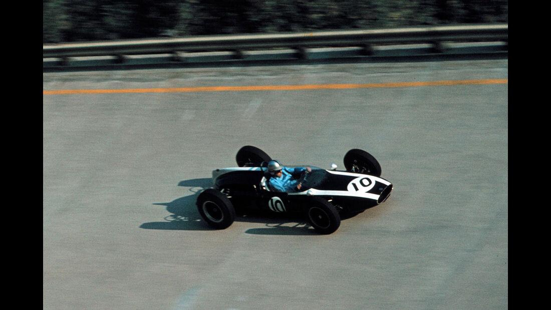 Jack Brabham -Cooper T58 - GP Italien 1961 - Monza