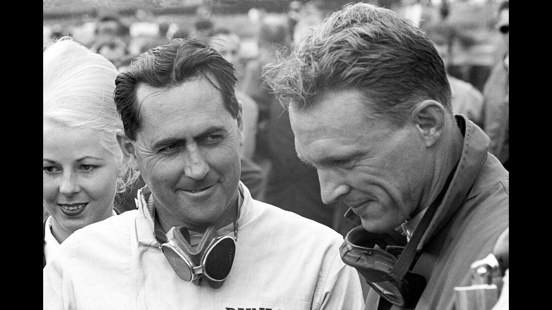 Jack Brabham - Dan Gurney - Brabham - Formel 1