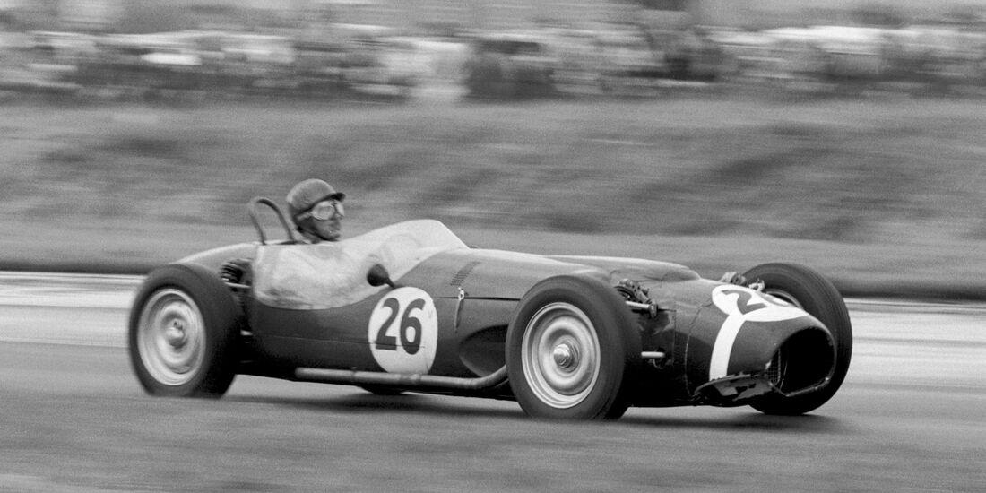 Jack Fairman - Ferguson P99 - Aintree 1961
