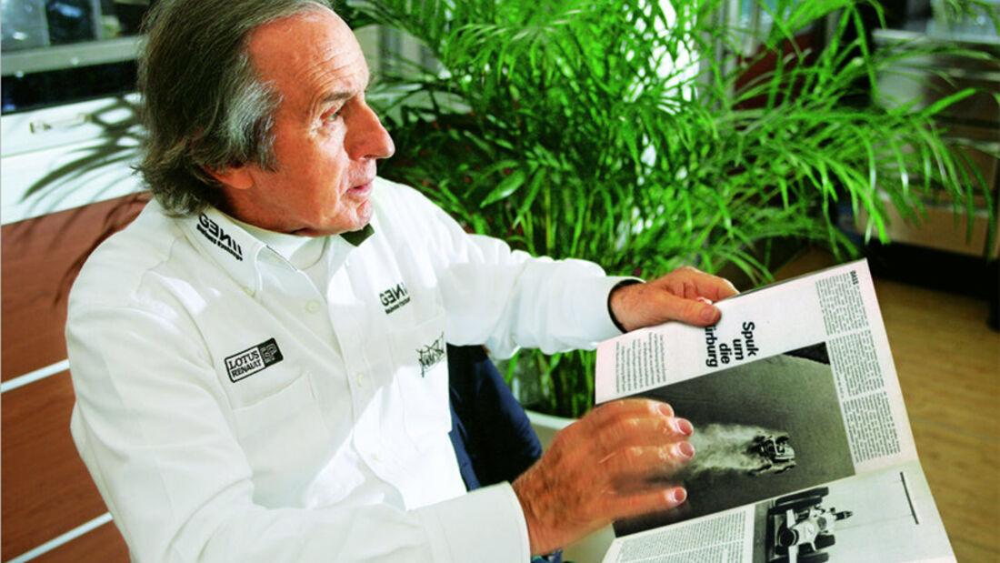 Jackie Stewart 2011