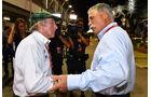 Jackie Stewart & Chase Carey - Formel 1 - GP Singapur - 17. September 2016