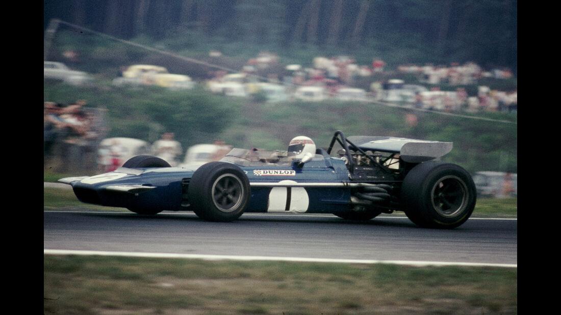 Jackie Stewart - F1 GP Deutschland 1970 - Hockenheimring