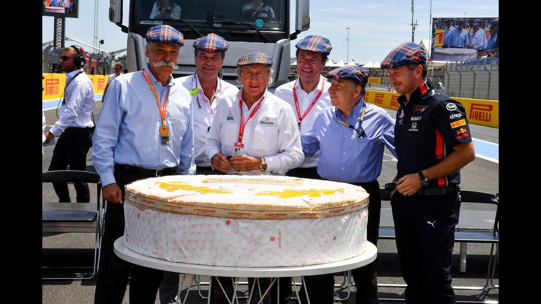 Jackie Stewart - Formel 1 - GP Frankreich 2019