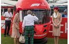Jackie Stewart - Formel 1 - GP Spanien - Barcelona - 12. Mai 2018
