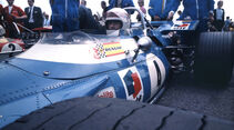 Jackie Stewart GP Holland 1968