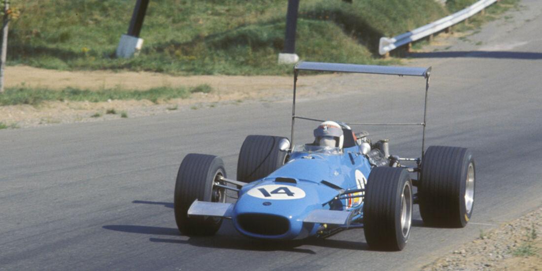 Jackie Stewart GP Kanada 1968
