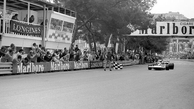 Jackie Stewart - Tyrrell 003 - GP Monaco 1971