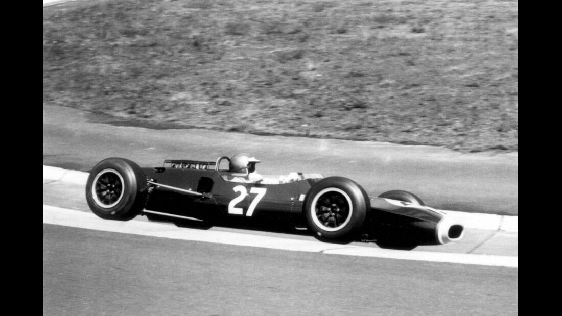 Jacky Ickx 1966 Matra Formel 2