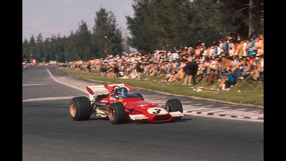 Jacky Ickx - GP Mexiko 1970