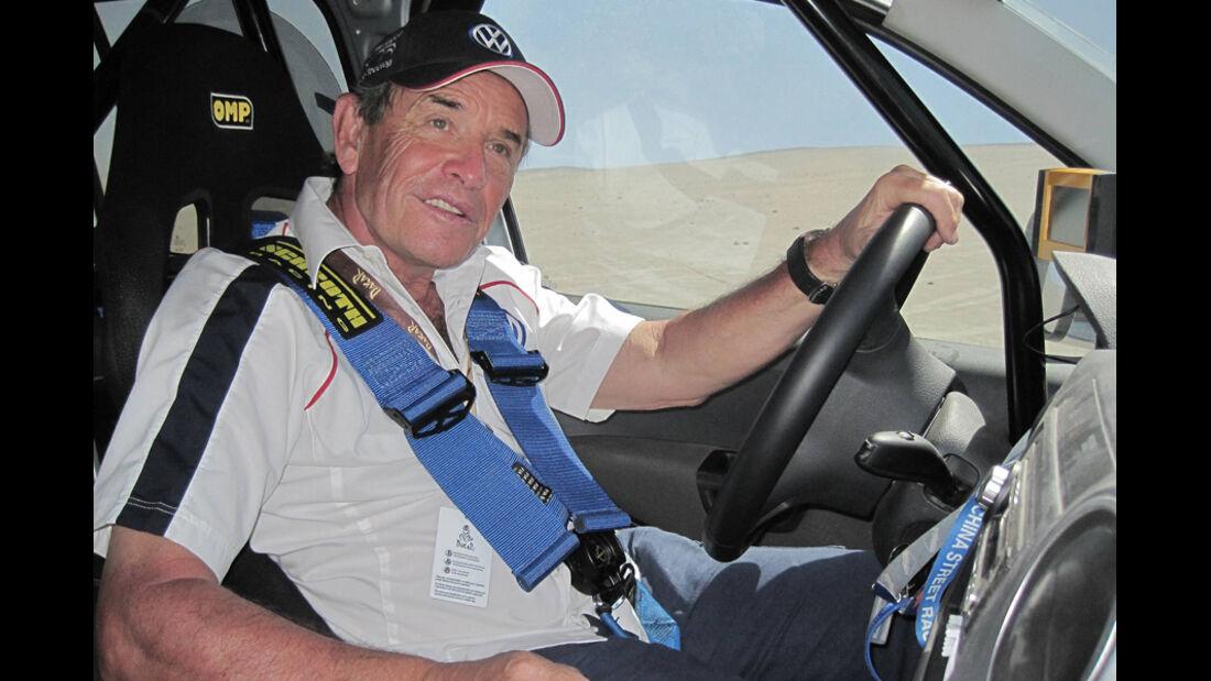 Jacky Ickx - Rallye Dakar