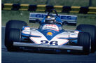 Jacques Laffite 1977 GP Argentinien