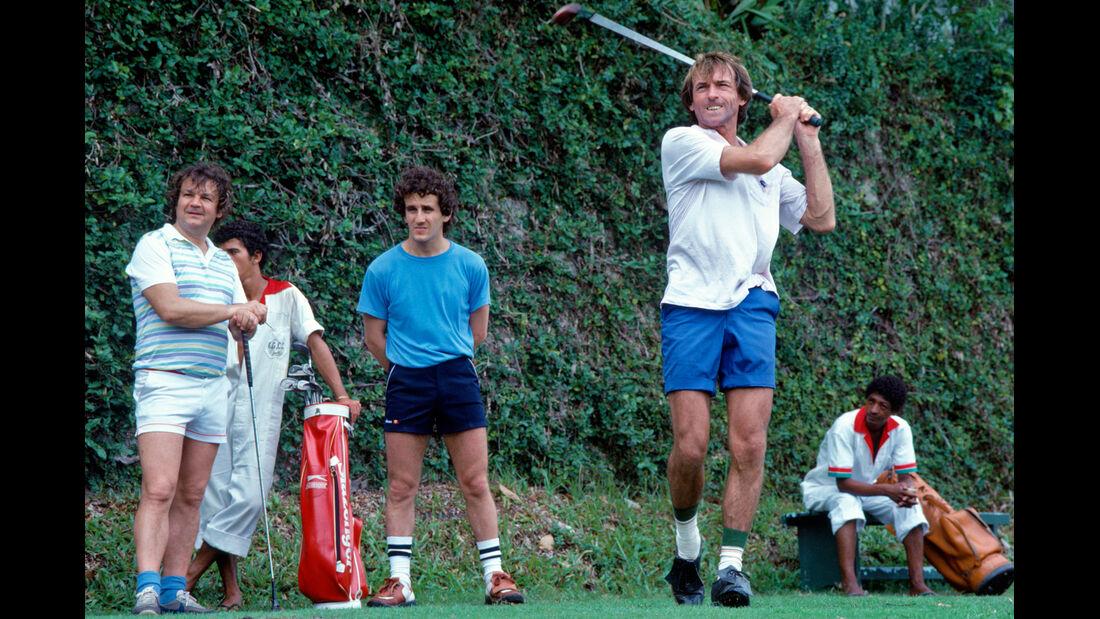 Jacques Laffite 1984