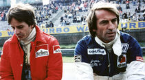 Jacques Laffite Villeneuve Laffite 1980 GP Belgien