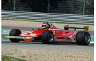 Jacques Villeneuve Ferrari 312 T4 Fiorano 2012