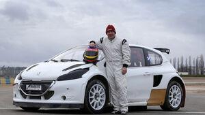 Jacques Villienveu - GRC 2014