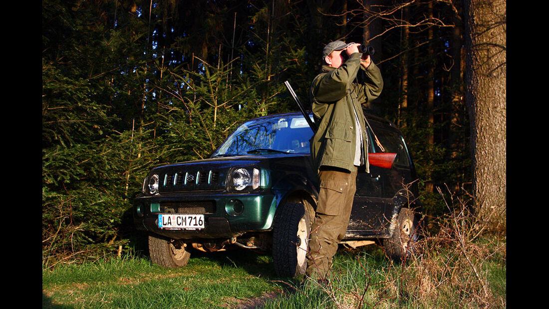 Jagd-Geländewagen