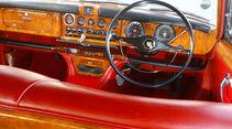 Jaguar  420 G, Cockpit