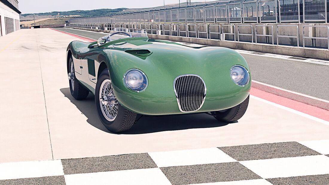 Jaguar C-Type Continuation Modell
