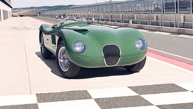 Jaguar C-Type Continuation Modell