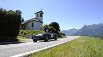 Jaguar C-Type Limelight -  Silvretta Classic 2010