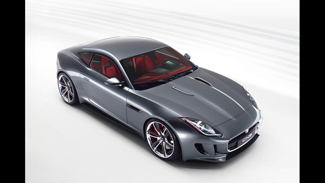 Jaguar C-X16,