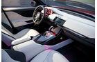 Jaguar C-X17, Cockpit