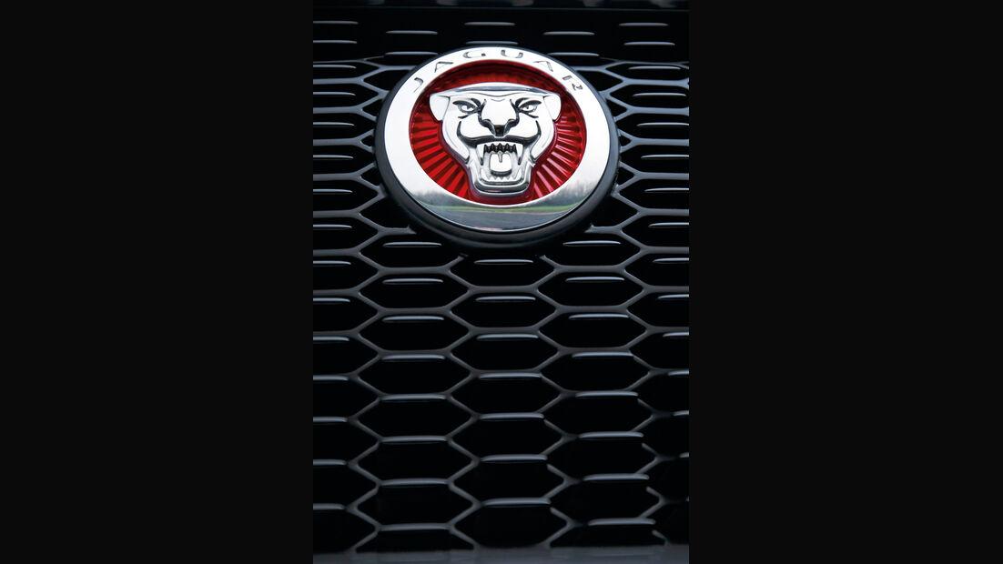 Jaguar C-X17, Emblem