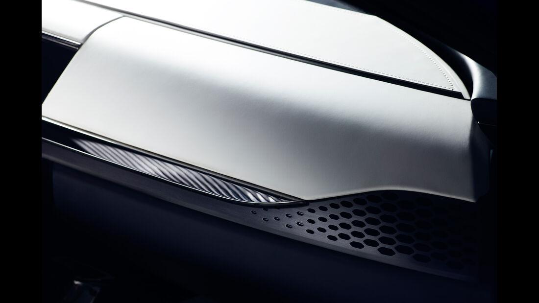 Jaguar C-X17, Polster, Detail