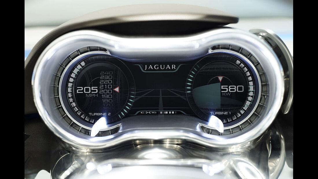 Jaguar C-X75,