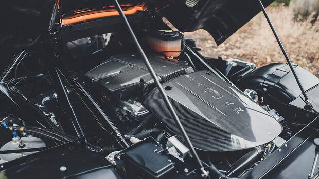 Jaguar C-X75 aus Spectre